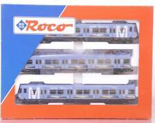 MINT ROCO 63008 HO - GERMAN DB MUNICH AIRPORT CLASS ET 420 EMU SET - DCC READY