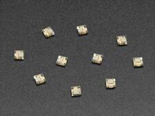 Adafruit dotstar Micro LED (APA102) - SMD RGB LED inteligente-Paquete de 10 [ADA3341]