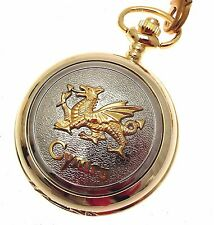 Gold Pocket Watch Quartz Pocket Watch Pocket Watches For Men 13
