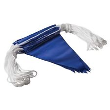 Bunting 30m Length Blue Flagging Safety Flag Flags | AUTHORISED DEALER