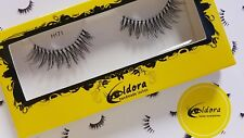 Eldora False Eyelashes H171 Human Hair Strip Lashes