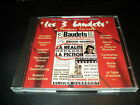 """COFFRET 2 CD """"LES 3 BAUDETS de Jacques CANETTI"""""""