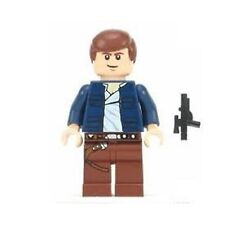 LEGO® Star Wars™ Han Solo from set 8129 AT-AT