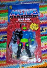 Mattel Masters Of The Universe Origins Trap Jaw (Non Mint)