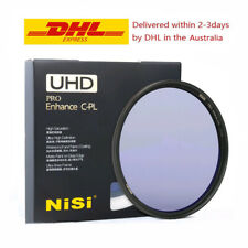 NiSi UHD PRO Enhance CPL 82mm Ultra Brass Frame Polarizer Filter