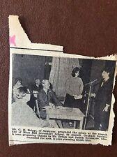 b1n ephemera 1968 picture west hill secondary school speech day judith tremayne