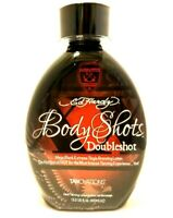 Ed Hardy BODY SHOTS Doubleshot Warning Mega Extreme Hot Tingle 13.5 oz.