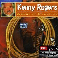 Kenny Rogers Country classics (20 tracks, 1990/97, EMI/mfp) [CD]