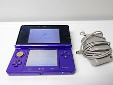 Nintendo 3DS Systems w/charger bundle choose color Free Shipping