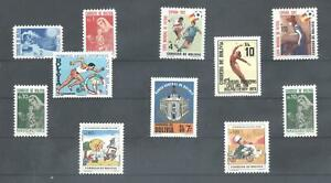 (872621) Soccer, Motorcycle, Small lot, Miscellaneous, - Odd values -, Bolivia