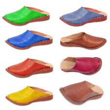clogs for women mules shoes leather mules belly shoe ladies mule shoes half shoe