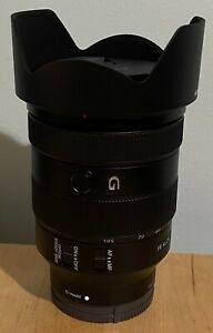 Sony FE 24-105mm F4 G OSS Lens (SEL24105G) - Excellent condition