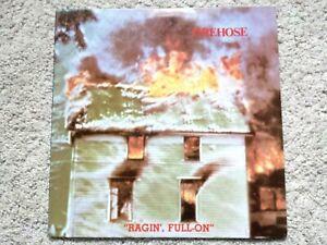 """FIREHOSE - """"RAGIN' FULL-ON"""" - (1986) - SST 079 - VINYL LP (TESTED EX+)"""