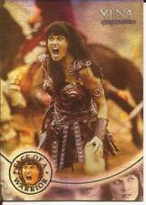Xena Season 4 & 5 Face of a Warrior W9