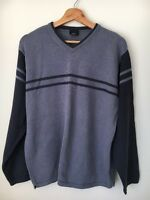 """Next Blue Cotton Knit Size 44"""" Jumper <T7631"""