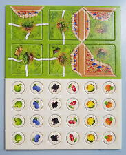 Carcassonne Mini Expansion - Fruit Trees, Brand New with English Rules