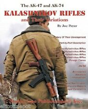 The AK-47 and AK-74 KALASHNIKOV RIFLES,, 762x39 Russian, Soviet, manual Poyer