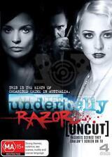 Underbelly: Razor complete season 4 DVD set R4 Uncut New & Sealed