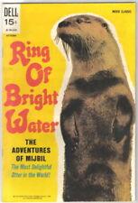 Ring of Bright Water Dell Movie Comic, 1969 FN/FINE+