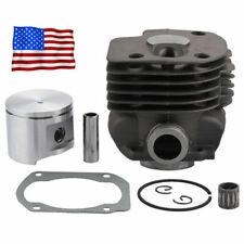 52mm Cylinder Piston Pin Gasket kit For Husqvarna 362 365 371 372 372XP Chainsaw