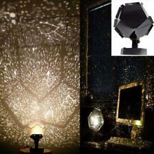 Romantic Astro Planetarium Stars Celestial Projector Cosmos Light Night Sky Lamp