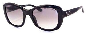 Ralph Lauren Sonnenbrille RL8132 5001/11 Gr 55 Insolvenzware BS 146 5