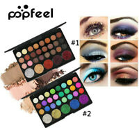 29 Colors Glitter Shimmer Eyeshadow Eye Shadow Palette Eyes Makeup Cosmetic Kit