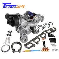 Bi-Turbolader VW Transporter T5 T6 2.0BiTDI 180PS CFCA 53049700139 + Montagesatz
