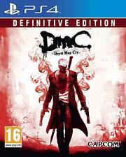 Egp226802 Capcom Ps4 Devil May Cry Definitive Edition Versione Europa