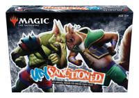 Magic: The Gathering MtG Unsanctioned Box Set (New Factory Sealed)