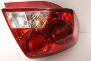 2004-2008 SUZUKI FORESTER DRIVER SIDE REAR TAIL LIGHT 28041