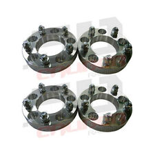 "4 5x5.5 5x139.7 Wheel Spacers 1"" Fits Suzuki Samurai Zuk Sidekick Grand Vitara"
