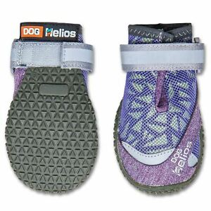 Set of 4 - Dog Helios 'Surface' Premium Grip Performance Dog Shoes