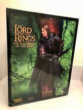 Sideshow Weta Lord Of The Rings Boromir Son Of Denethor Statue - New