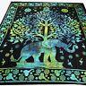 Couvre-Lit Tissu Déco Coton Couverture Tapisserie Décoration Murale 210x240cm