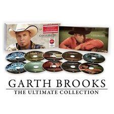 Garth Brooks The Ultimate Collection 10 CD Box Set-Gunslinger Brand New