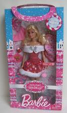 2011 Holiday Sparkle! Barbie NRFB aus USA