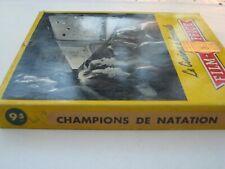 Film 9,5 : Champion de natation. Film noir et blanc. Jamais projeté.