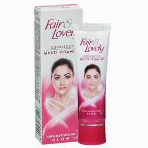 Fair and Lovely Advanced Multi Vitamin Expert Fairness Lightening cream 50g
