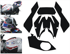 BMW S1000 RR 2010 vinile  nero  opaco -  adesivi/adhesives/stickers/decal