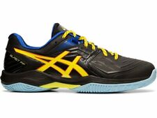 Asics Gel Blast FF Men's Indoor Court Shoe (Black/Sour Yuzu) Authorized Dealer