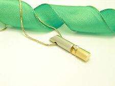 Sehr gute Echtschmuck-halsketten aus mehrfarbigem Gold