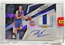 Henry Ellenson 2016-2017 Panini NBA Finals Promo 2 color Patch RC Auto #'d 14/25