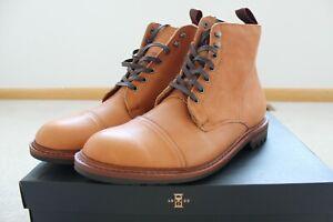 Allen Edmonds Surrey Cap boots 11.5