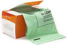 Full Circle Fresh Air Biodegradable Compost Bags, 2.5 Gallon, Original Scent