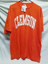 Vintage Russell Athletic Nublend Clemson T Shirt size XL NWT Made in USA