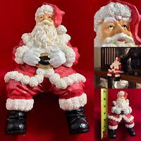 VTG Christmas Around The World House Of Lloyd Santa Claus Figurine 1997 Shelf A+