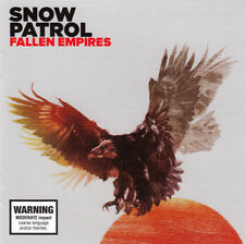 Snow Patrol ‎– Fallen Empires CD NEW 2011