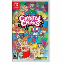 Crystal Crisis - Nintendo Switch / Brand New