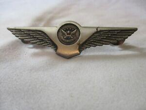 Vintage (Obsolete) United Airlines Flight Attendant Wings / Stewardess